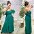 Vestido Viscose Monalisa Verde - Imagem 1