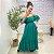 Vestido Viscose Monalisa Verde - Imagem 2