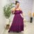 Vestido Viscose Monalisa Roxo - Imagem 2