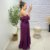Vestido Viscose Monalisa Roxo - Imagem 3