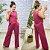 Conjunto Malha Regata Pink - Imagem 1
