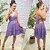 Vestido Viscose Julih Lilás - Imagem 1