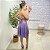 Vestido Viscose Julih Lilás - Imagem 3