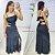 Vestido Viscose Yara - Imagem 1