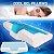 Travesseiro Ortopédico Cervical Nasa Com Gel - Original - Imagem 1