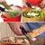 Super Tesoura Legumes Verduras 2 Em 1 Clever Cutter - Frete Grátis - Imagem 2