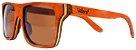 Óculos de Sol de Madeira Leaf Eco Beagle Mogno - Imagem 1