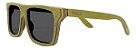 Óculos de Sol de Madeira Leaf Eco Beagle Verde - Imagem 1
