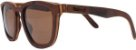 Óculos de Sol de Madeira Leaf Eco Charles Louro Preto - Imagem 1