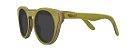 Óculos de Sol de Madeira Leaf Eco Bird Verde - Imagem 1
