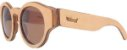 Óculos de Sol de Madeira Leaf Eco Pelican Maple - Imagem 1