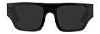 Óculos de Sol de Madeira Leaf Eco Cali Preto - Imagem 2