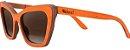 Óculos de Sol de Madeira Leaf Eco Joan Laranja - Imagem 1