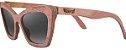 Óculos de Sol de Madeira Leaf Eco Joan Rosa - Imagem 1
