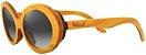 Óculos de Sol de Madeira Leaf Eco Kurt Amarelo - Imagem 1