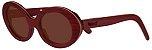 Óculos de Sol de Madeira Leaf Eco Kurt Roxinho - Imagem 1