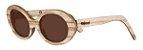 Óculos de Sol de Madeira Leaf Eco Kurt Zebrano - Imagem 1