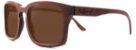 Óculos de Sol de Madeira Leaf Eco Louis Imbuia - Imagem 1