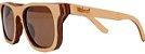 Óculos de Sol de Madeira Leaf Eco Roy Maple - Imagem 1