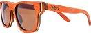 Óculos de Sol de Madeira Leaf Eco Roy Mogno - Imagem 1
