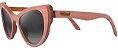 Óculos de Sol de Madeira Leaf Eco Thunder Rosa - Imagem 1