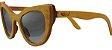 Óculos de Sol de Madeira Leaf Eco Thunder Amarelo - Imagem 1