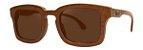 Óculos de Sol de Madeira Leaf Eco Baré Imbuia - Imagem 1