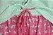Pijama Adulto Flamingo Longo Feminino + Tapa Olho Brinde - Imagem 2