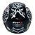 CAPACETE FW3 X OPEN VIPER PRATA - Imagem 4