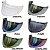 Viseira Capacete LS2 FF320 FF353 e FF800 Cores  - Imagem 7