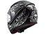 Capacete LS2 FF353 Rapid Crypt Black White - Imagem 4