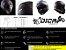 Capacete LS2 FF353 Rapid Palimnesis Black Pink  - Imagem 6