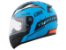 Capacete LS2 FF353 Rapid Thunder Matt Blue black orange - Imagem 1