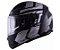 Capacete LS2 FF320 Stream Hunter Matte Black Titanium - Imagem 1