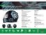 Capacete Shiro Sh-881sv American Native Preto Fosco  Turquesa - Imagem 7