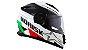 Capacete Norisk FF302 Grand Prix Italy - Imagem 3