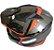Capacete Norisk Darth Outline Titanium Orange - Imagem 2
