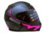 Capacete Norisk FF391 Squalo Matte Black Pink - Imagem 3