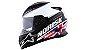 Capacete Norisk FF302 Grand Prix United Kingdom - Imagem 1