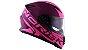 Capacete Norisk FF302 Manty Purple Pink - Imagem 3