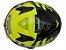 Capacete Ls2 FF358 Podium Yellow Black Blue  - Imagem 7