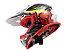 Capacete Ls2 MX437 Crusher Black Red - Imagem 4