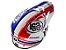 Capacete LS2 MX436 Pionner Quarterback White Red Blue - Imagem 5