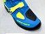 Bota Tcx  Evo Azul Royal Amarelo Fluor - Imagem 10