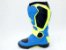Bota Tcx  Evo Azul Royal Amarelo Fluor - Imagem 6