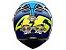Capacete Agv K3 SV Misano 2015  - Imagem 4