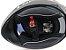 CAPACETE LS2 FF320 STREAM MONOCOLOR MATTE BLACK - Imagem 6