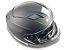 CAPACETE LS2 FF320 STREAM MONOCOLOR MATTE BLACK - Imagem 8