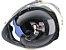 CAPACETE LS2 FF324 METRO EVO RAPID MATTE BLACK FLO YELLOW - Imagem 9