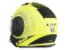 Capacete Ls2 Of570 Verso Spin Matte Yellow Black - Imagem 6